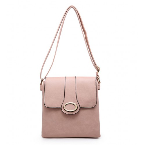 Crossbody bag in Pink