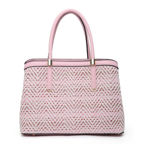 Pink Fashion Tote